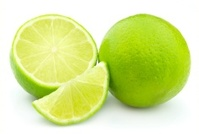Citrus lime closeup