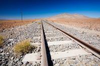 Desert Railway in Chile