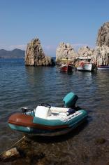 Olympos beach (Lycia) Antalya