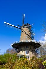Windmill in Alkmaar