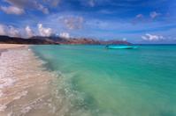 Seascape, Indian Ocean, island Socotra, Yemen