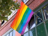 Gay Pride: Rainbow Flag