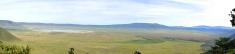 The Ngorongoro Crater national Park