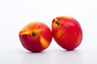 Pair of nectarines