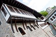 Beautiful Architecture of Macedonian Monastery