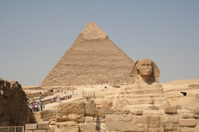 Great Pyramid & Sphinx