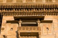 Haveli in Jaisalmer, Rajasthan, India