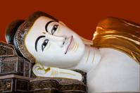 Myanmar, buddha lying