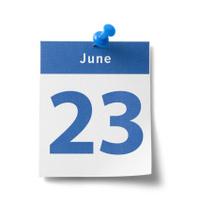 June 23rd