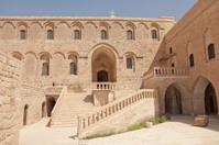 Deyr ul-Zafaran Monastery in mardin turkey