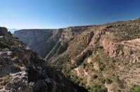 Plateau of Qohaito in Eritrea