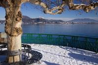 View to Maggiore Lake