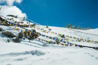 khardungla, the highest road in India