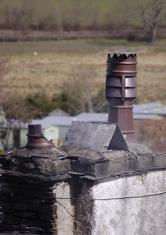 Strange Chimney Pots
