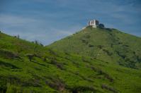 Forte Diamante on the hills of Genova