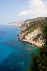 Kefalonia coast