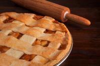 lattice crust American pie