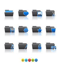 Multi Color Series - Folder Applications II (set 10)
