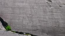 rock carvings in valcamonica