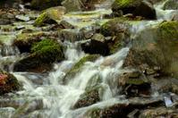 picturesque cascade