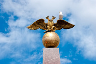 double-headed eagle.