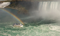 End of the Rainbow, Niagara Falls