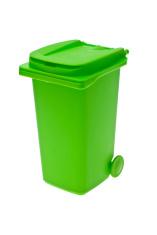 Green bin.
