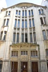 Art Nouveau Architectur: Synagogue