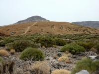 Caldera colourful landscape, Teide national park - Tenerife