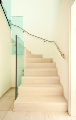 Modern apartment, staircase