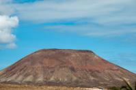 Fuerteventura volcano