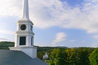 Stowe Community Church steeple