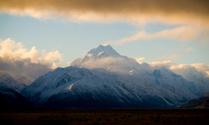 Mount Cook, New Zeland