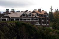Hill side resort