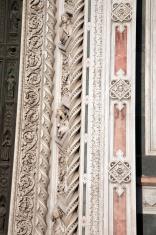 Doumo Cathedral Church Facade, Florence