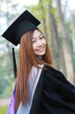 Beautiful Chinese Graduate Stock Photos - FreeImages.com