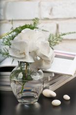 hydrangea flower boquet