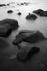 Beautiful Rocks by the beach