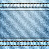 Blue Denim Texture Background.