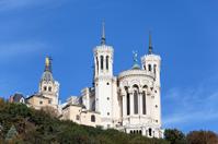Lyon famous basilica