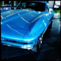 classic sport car