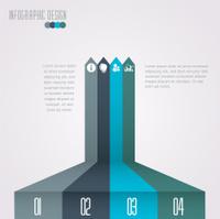 Info graphic design element