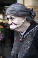 Granny figure