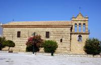 Byzantine church in Zakynthos