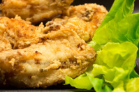 Fried Fugu