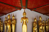 Wat Pho, Buddhist temple, Bangkok, Thailand.
