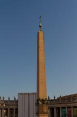 Saint Peter's Square, Rome, Italy