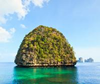 Island in Andaman sea