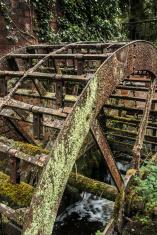 Iron Waterwheel