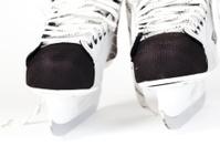 Ice skates - close up